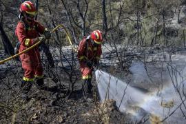 Mallorca y Eivissa vivirán un gran simulacro de incendio