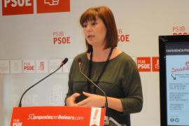 Armengol se compromete a devolver a los ciudadanos sus derechos sociales