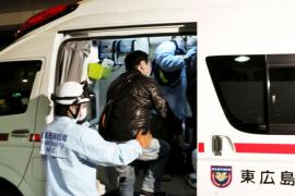 Un avión se sale de pista en el aeropuerto de Hiroshima causando 20 heridos