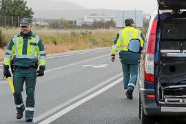 Un hombre de 82 años muere en un accidente en la carretera de Sineu