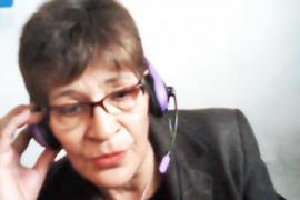 Piden ayuda para localizar a una mujer con parkinson y principios de alzheimer