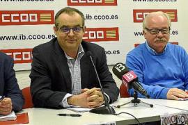 CCOO alerta de la «creación de empleo precario» en hostelería