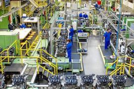 Ford ya ha fabricado su motor EcoBoost número cinco millones