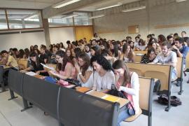 Más de la mitad de los universitarios mallorquines elige su carrera por vocación