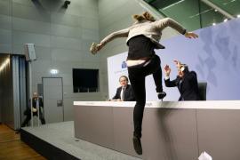El susto de Mario Draghi