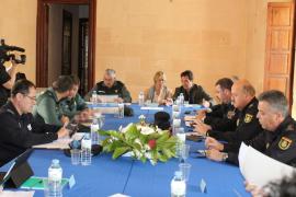 La Junta de Seguridad de Calvià prepara la temporada de verano