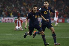 España acaba con el maleficio y se mete en semifinales