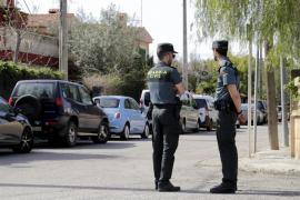 Gran despliegue para detener a un acusado de tres agresiones sexuales en Santa Ponça