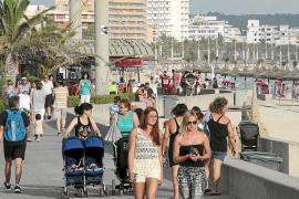 Las reformas en Platja de Palma ya dan fruto pese a la mínima inversión pública