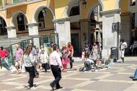 Aumenta la venta ambulante ilegal en Palma