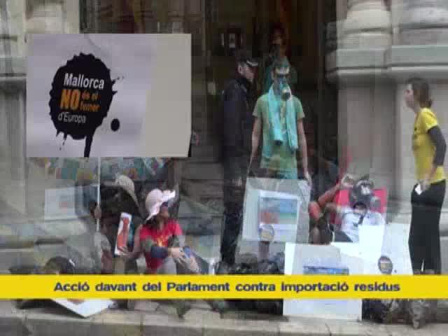 El GOB critica una legislatura de agresiones territoriales
