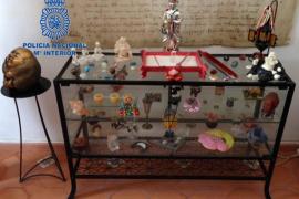 Detenidas cuatro personas en Palma por estafar con 'brujería' 225.000 euros a una pareja