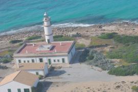 El faro del Cap Salines seguirá siendo la única estación de investigación costera de Mallorca