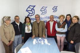 Àngel Garcia encabeza el proyecto de INDI bajo el lema 'SOS Inca'