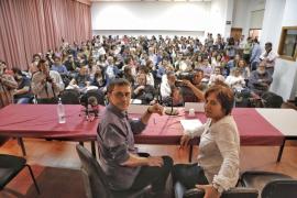 Monedero critica en Palma la iniciativa de Ciutadans de regularizar la prostitución