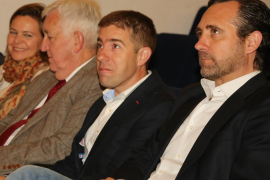 Joan Antoni Estarellas, Gabriel Cañellas y Bauzá