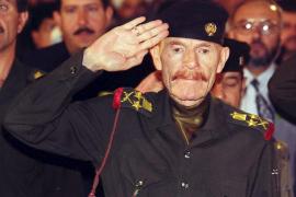 Muere Al Duri, mano derecha de Sadam Husein
