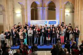El PP presenta en Llucmajor una lista para revalidar la mayoría absoluta de 2011