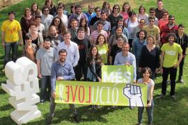 Més apueta porque los jóvenes serán «los protagonistas del cambio»