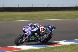 Lorenzo: «He hecho una primera vuelta muy buena y en la segunda he fallado»