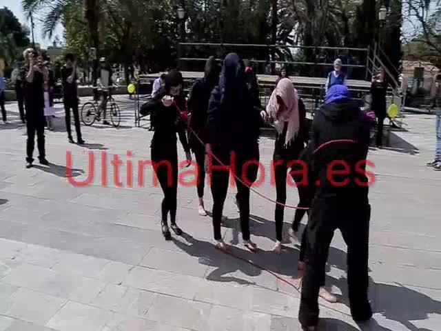 Denuncia de Amnistía Internacional a través de la danza