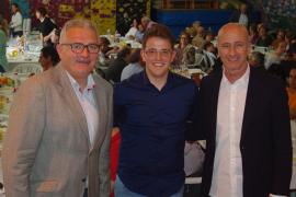 El Pi presenta en Valldemossa a su candidato más joven, Jaume Morey