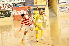 El Palma Futsal encalla en Jaén