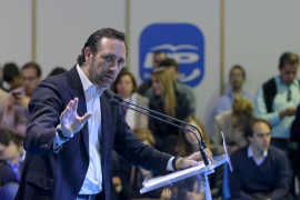 Bauzá promete eliminar el aforamiento de diputados y del presidente balear