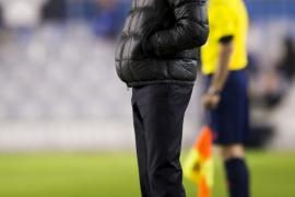 Soler: «Al menos hemos encajado cero goles fuera de casa»