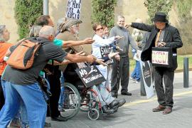 El vídeo del activismo en Mallorca