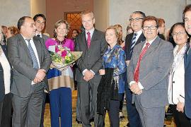 Presentación del nuevo Consulado de Bélgica en Palma