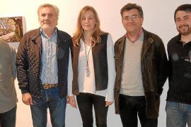 Natasha Lébedeva presenta su obra en el Casal Son Tugores