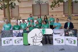 El PP denuncia a la Junta Electoral la campaña 'Pensa-hi' por incidir en el voto