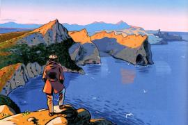 Un paseo en viñetas por la Tramuntana