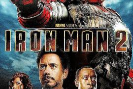 No se pierda... Iron Man 2