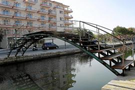Costas aprueba, tras años de espera, la reforma de los veintiocho puentes de los lagos de Alcúdia