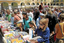 El libro resurge para el «mejor» Sant Jordi