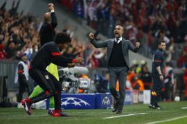 El Bayern pasa con goleada a semifinales y aleja los fantasmas