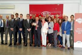 Frau Automóviles, distinguido con el premio Platinum Dealer Award