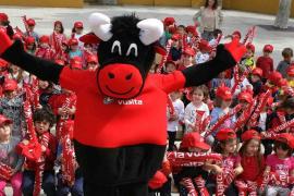 Un toro llamado 'Tei-Tei' será la mascota oficial de la Vuelta España 2015