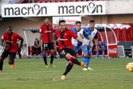 Arana: «El partido ante el Tenerife es el más importante del año»