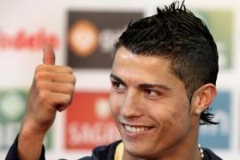 Cristiano Ronaldo anuncia en las redes sociales que es padre