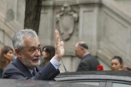 Griñán anuncia que deja la política activa para quitar presión al PSOE