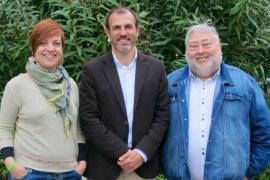 Joan Barceló, un 'hombre del tiempo' en la carrera hacia la Alcaldía por MÉS per Porreres