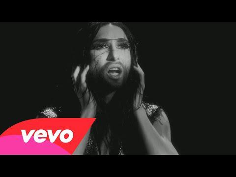 La cantante Conchita Wurst publica el primer videoclip de su nuevo álbum