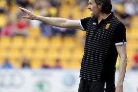 Soler dice que para ganar al Tenerife «tenemos que llevar la iniciativa»