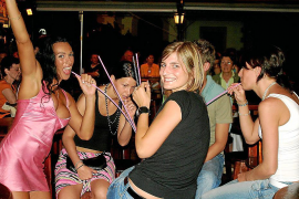 Los propietarios de bares de Magaluf preparan acciones de protesta