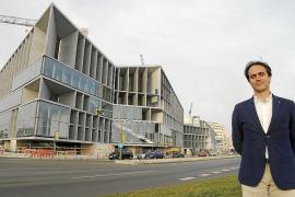 El Grupo Barceló sigue interesado en gestionar el Palacio de Congresos