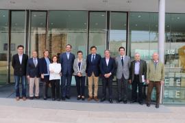 El patronato de Es Baluard aprueba un informe que asegura su sostenibilidad