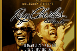 'The old and new big band', un tributo a Ray Charles en Alcúdia